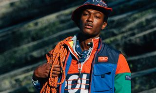 Ralph Lauren Revisits '90s Sportswear With Polo Hi Tech Collection