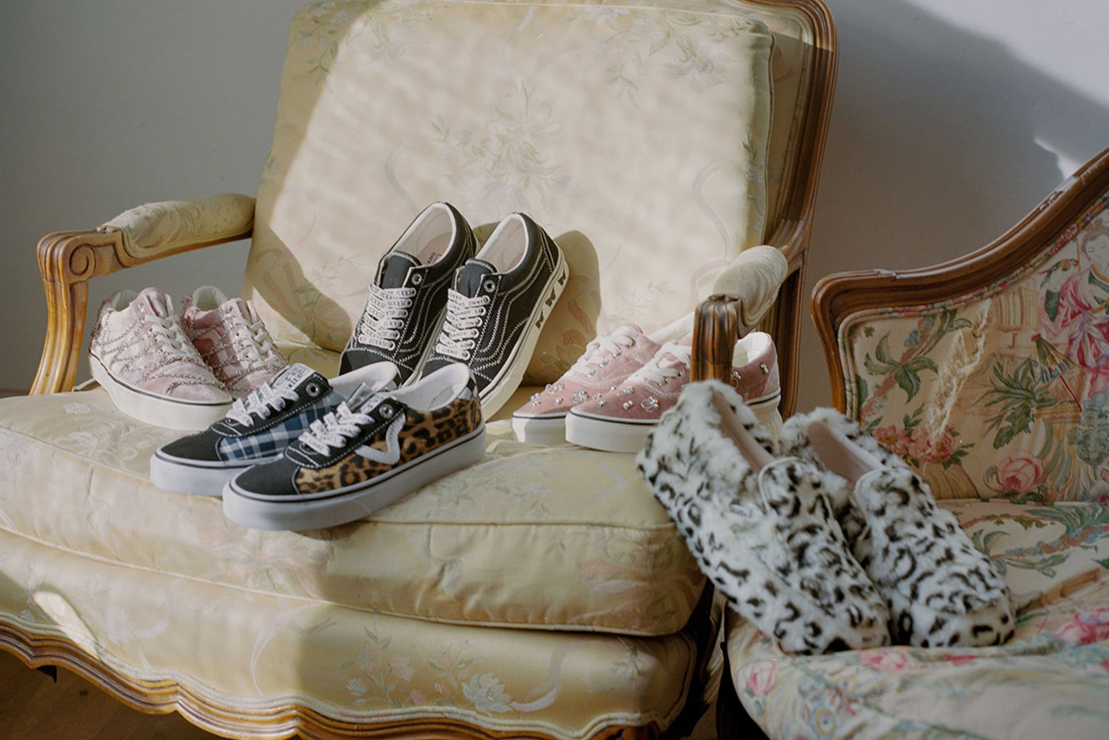 Sandy Liang x Vans Collection