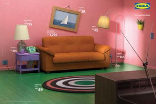 Ikea Recreates Living Rooms From Stranger Things The