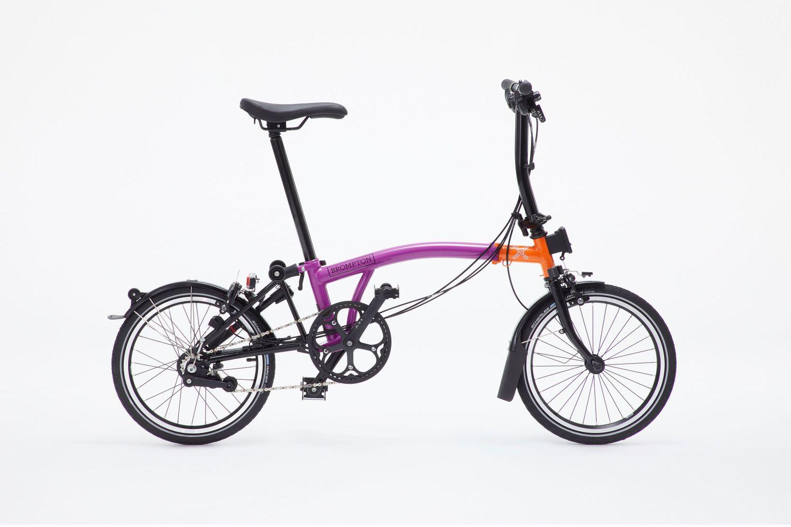 kenzo-brompton-bike