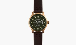 Filson Introduces Their First-Ever Watch Collection