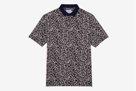 Nelson Printed Polo