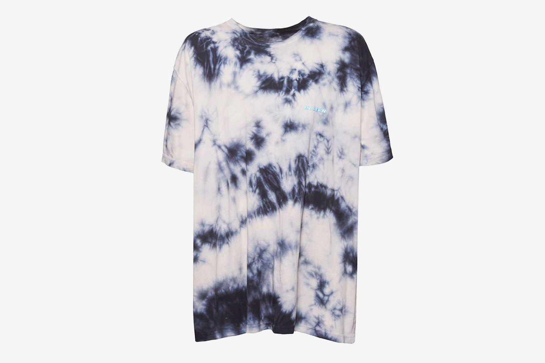 Tie-Dye Crewneck T-Shirt
