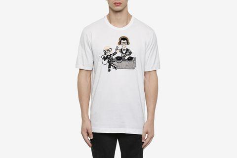 Patch Jersey T-shirt