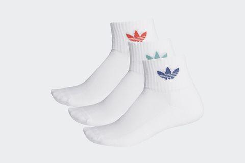 Mid-Cut Crew Socks