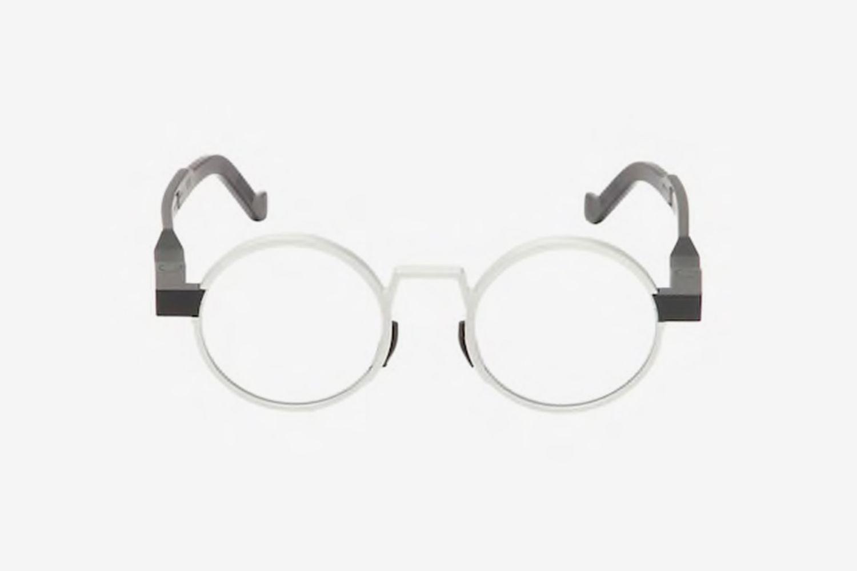 Bicolor Aluminium Optical Glasses