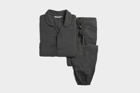 Gauze Pajama Set