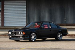 This Rare 1987 Bmw Alpina B7 Turbo Is Up For Auction