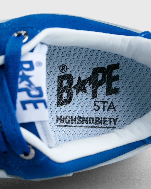 BAPE x Highsnobiety — BAPE STA Blue - Image 8