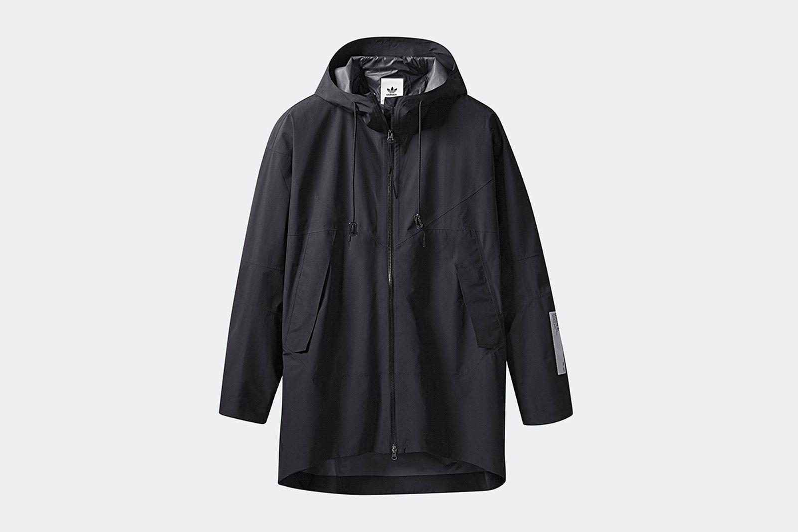 gore tex adidas karkaj jacket Conroy Nachtigall adidas Originals gore-tex