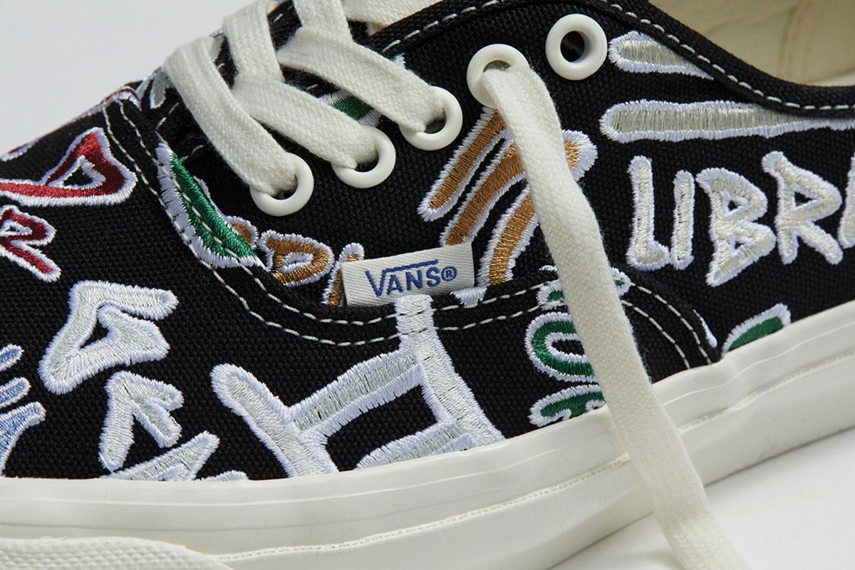 """Your Rising Sneakerhead Is Drawn to These """"Zodiac"""" Vans Authentics 3"""