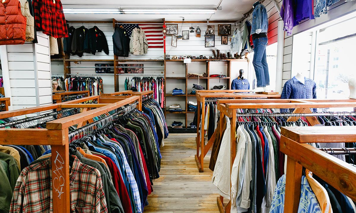 Thrifting For Clothes Like a Pro: The Ultimate Guide | Highsnobiety