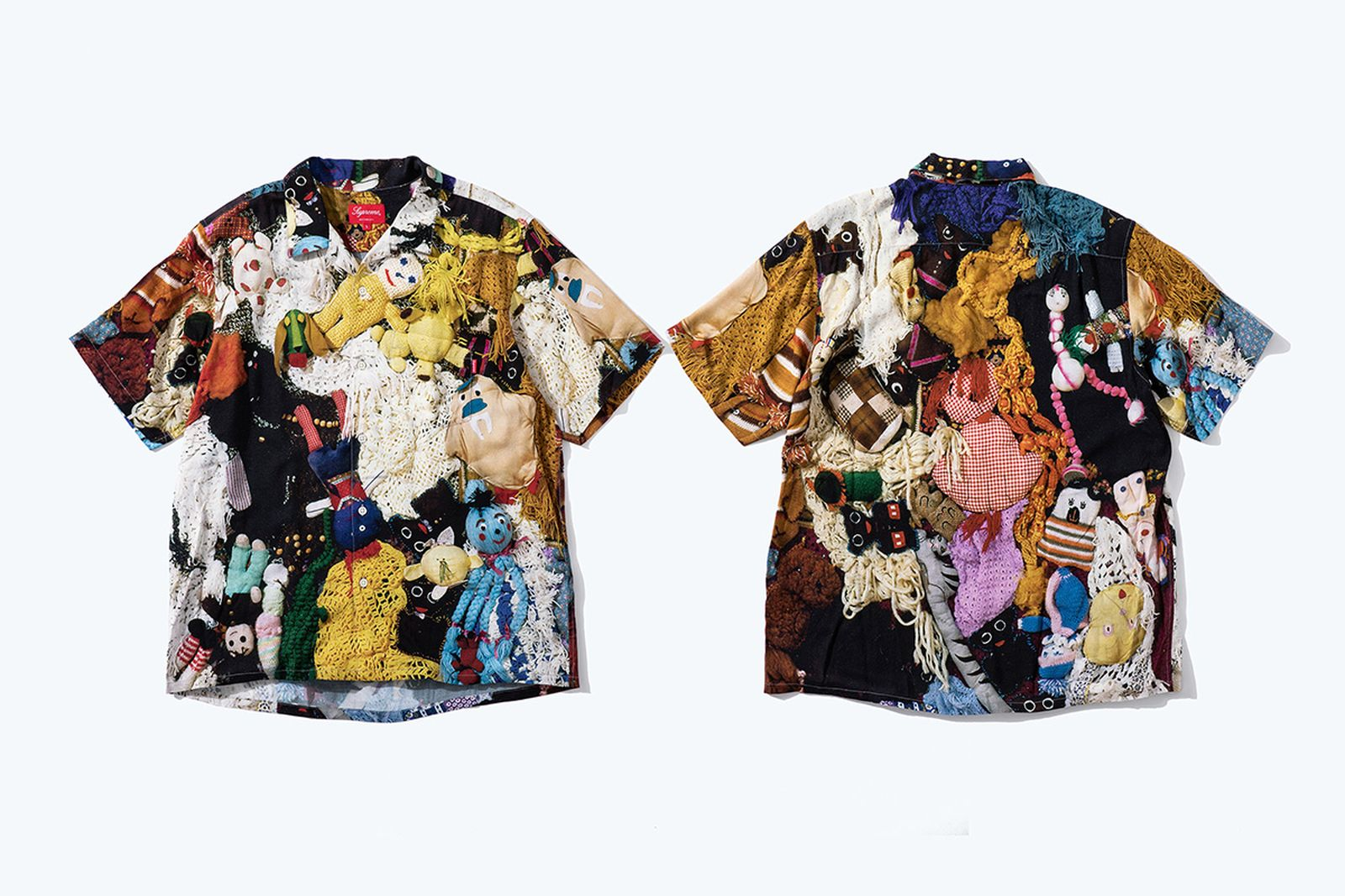 Supreme mike kelley sonic youth