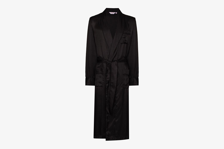 Woburn Silk Robe
