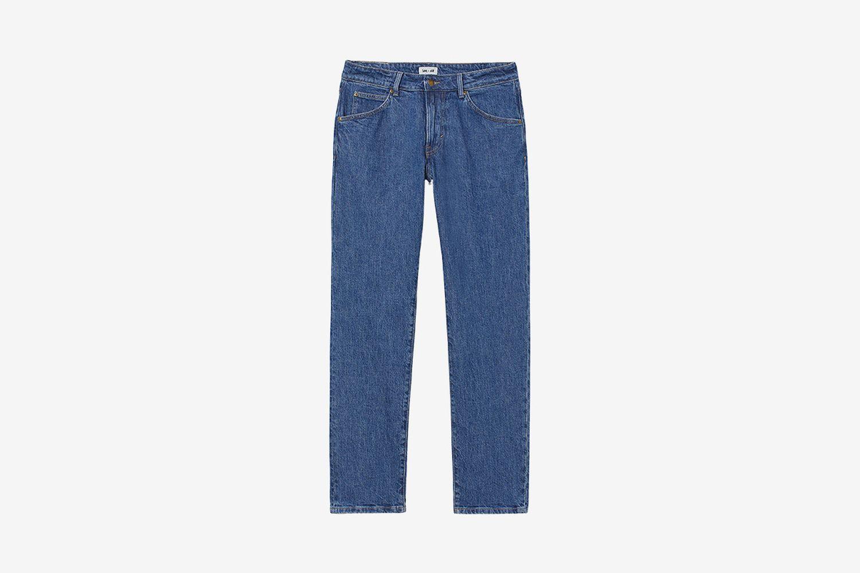 Lee x H&M Regular 5-Pocket Jeans