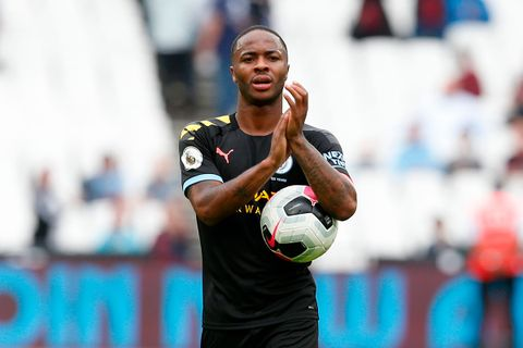 Raheem Sterling Set For Mega R1.8bn Air Jordan Boot Deal?