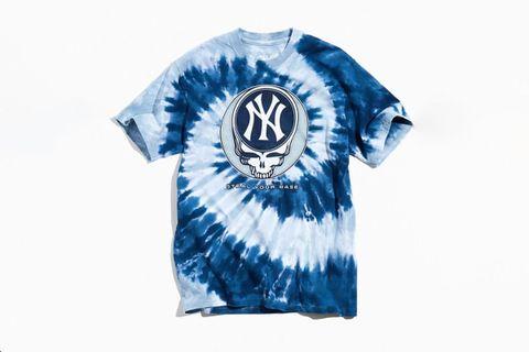 Grateful Dead Yankees T-Shirt