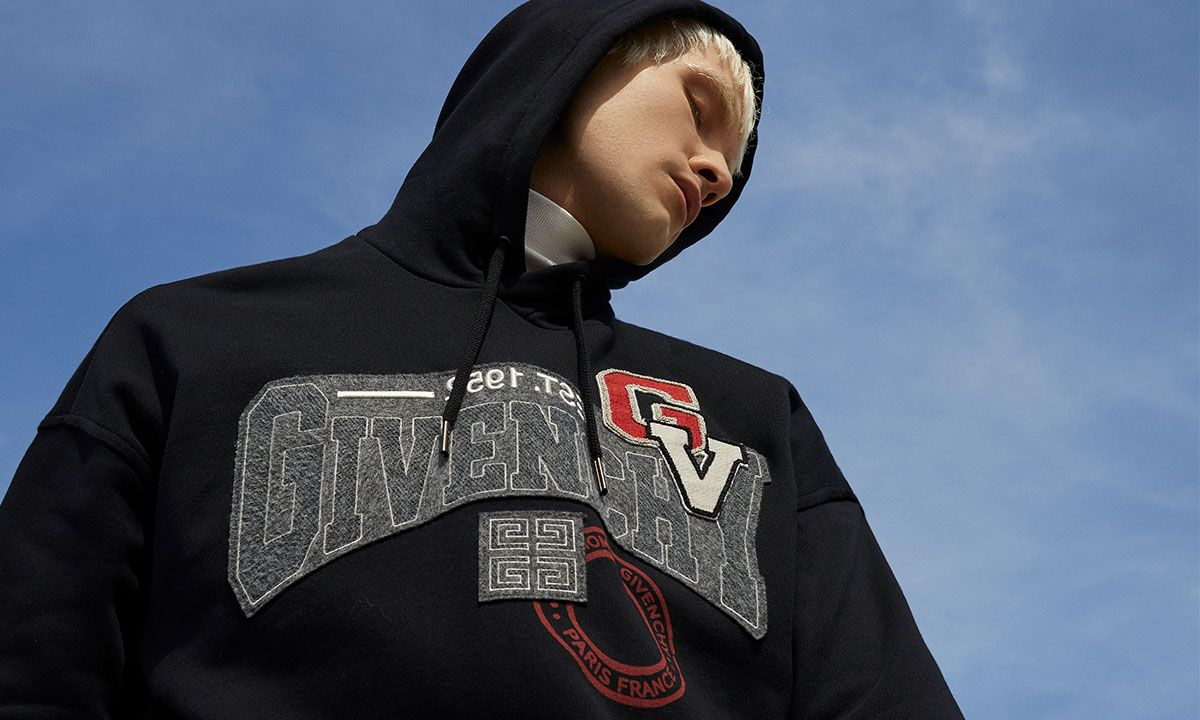 Givenchy Draws on All-American Varsity Style in Exclusive Online Capsule