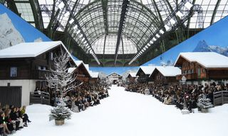 Karl Lagerfeld's Spectacular Vision Comes to Life One Last Time at Final Chanel Show