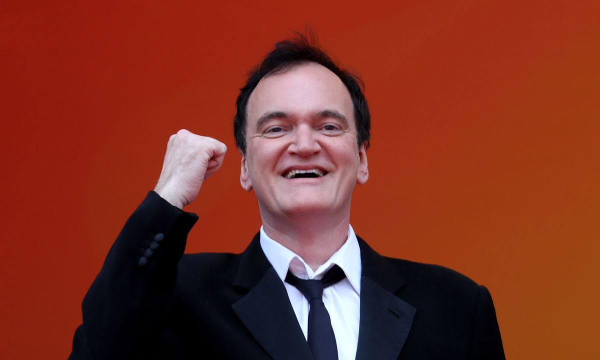 Quentin Tarantino Debuts Spotify Playlist Filled With Songs From His Films
