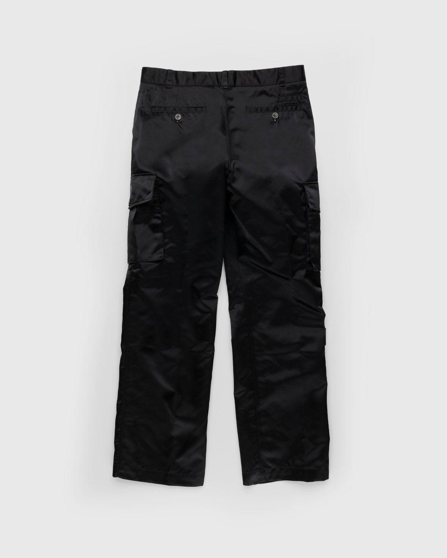 PHIPPS – Uniform Dad Pant Black - Image 2