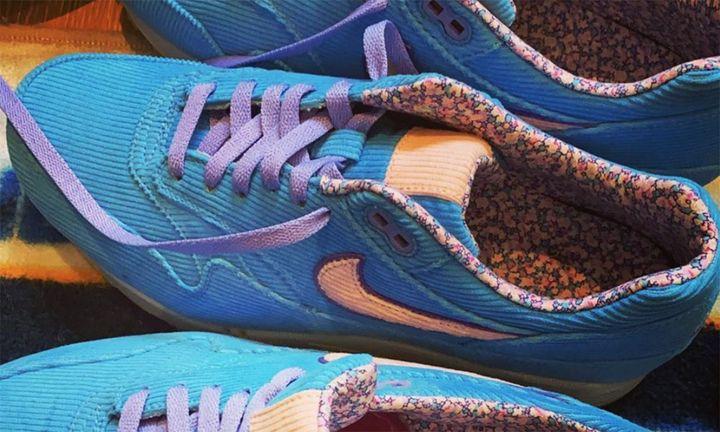 Nike Air Max 1 corduroy