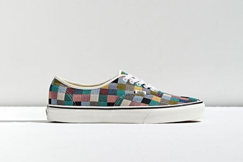 UO Exclusive Authentic Patchwork Sneaker