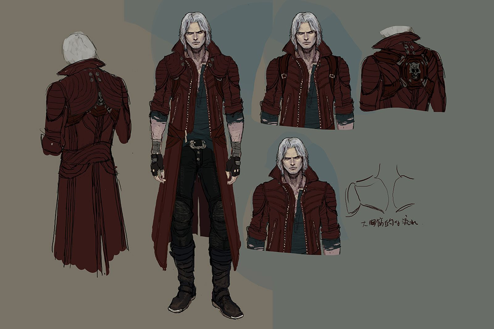 dmc5 Dante Devil May Cry 5 interview playstation 4