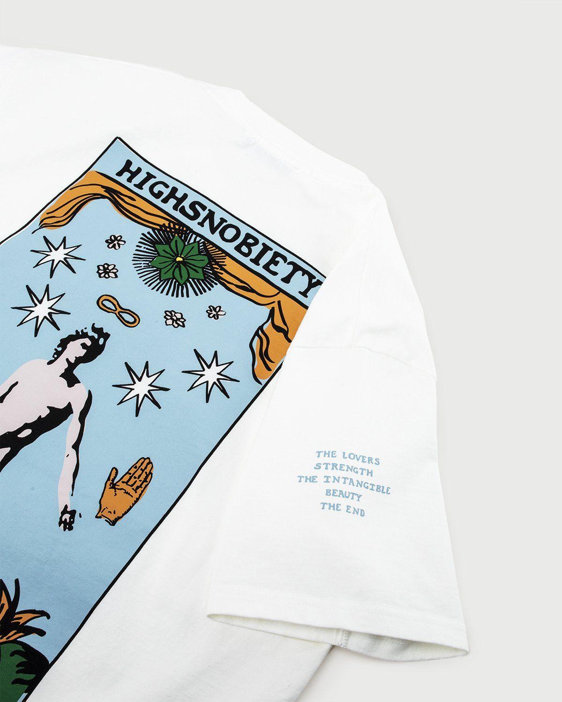 Highsnobiety — Inner Life The Beauty T-Shirt White - Image 4