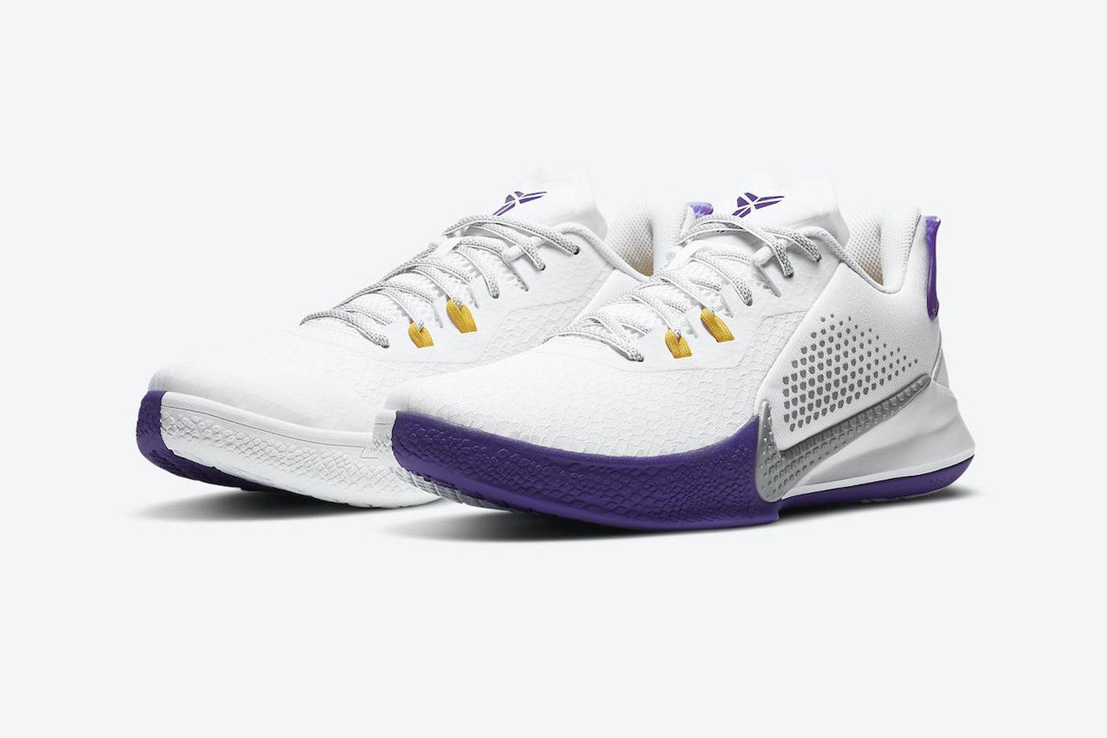 """Nike Mamba Fury """"Lakers Home"""""""