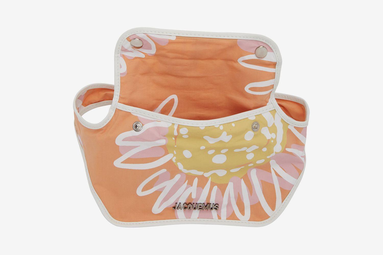 Multicolor Floral 'Le Banane' Belt Bag