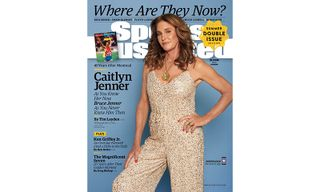 Caitlyn Jenner Covers 'Sports Illustrated' and Reveals Details About Life as Bruce