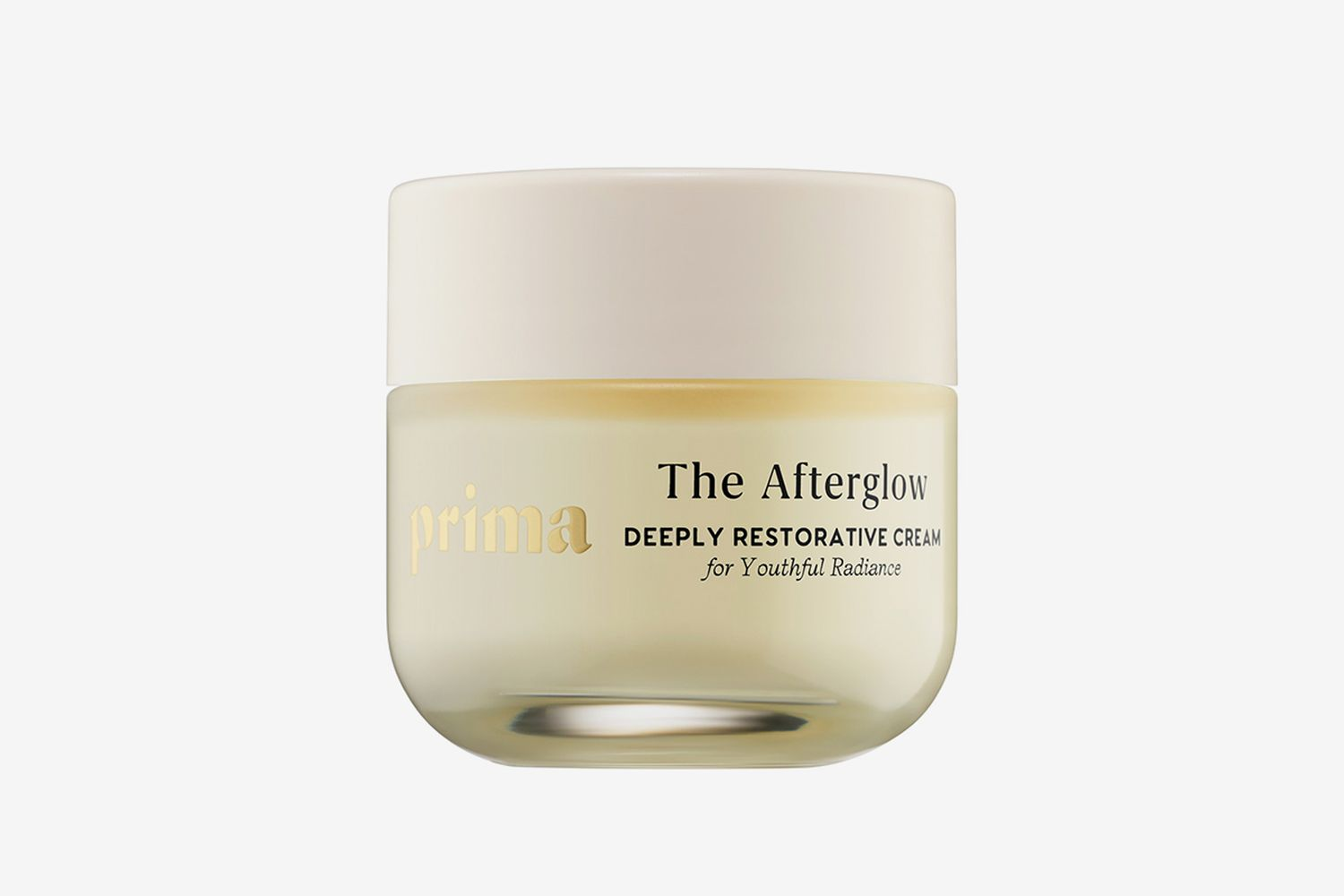 The Afterglow Deep Moisture Cream with Hyaluronic Acid + 500mg CBD
