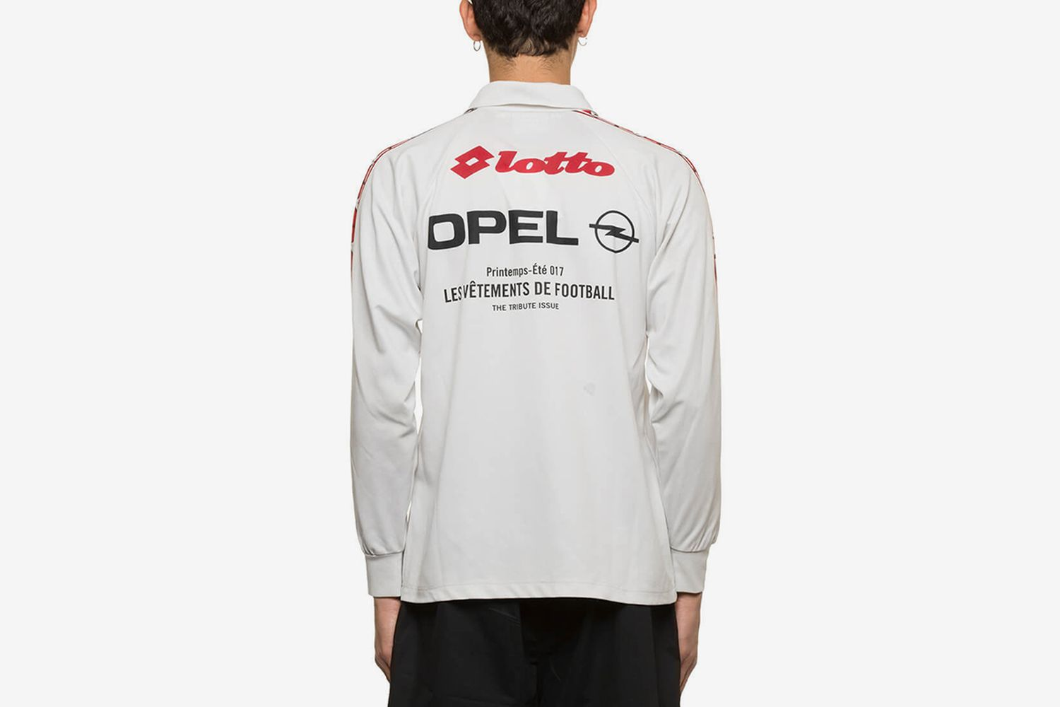 COMME des FOOTBALL Milan Jersey