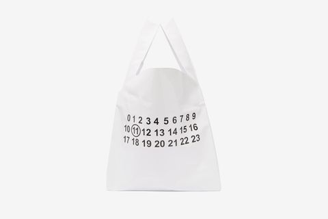 Oversized PVC Tote Bag