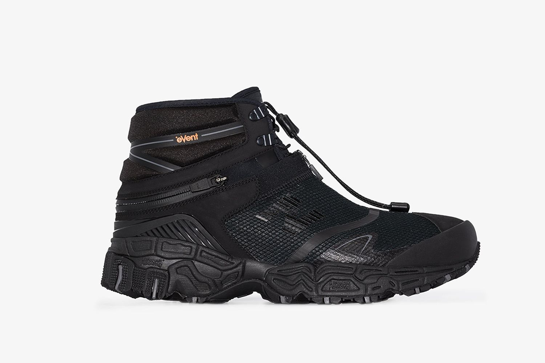Niobium Hiking Boots