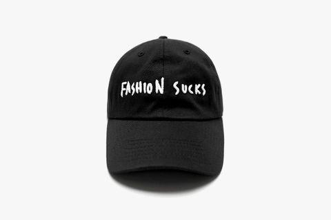 Fashion Sucks Cap