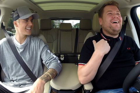 Fans Freak When They Discover James Corden Doesn't Drive in Carpool