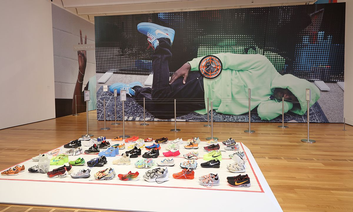 "See Inside Virgil Abloh's ""Figures of Speech"" Exhibition in Atlanta"