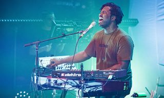 """Sampha Searches for """"Treasure"""" on His 'Beautiful Boy' Track"""