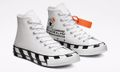 2018's Off-White™ Chuck 70 Could Be Restocking Next Week