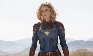 """First 'Captain Marvel' Reactions Promise a """"Totally Awesome"""" '90s Superhero Epic"""