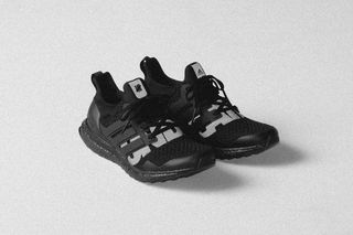 online store 1a0bb 479ea UNDEFEATED x adidas Ultraboost 1.0 Blackout: Official Pics ...