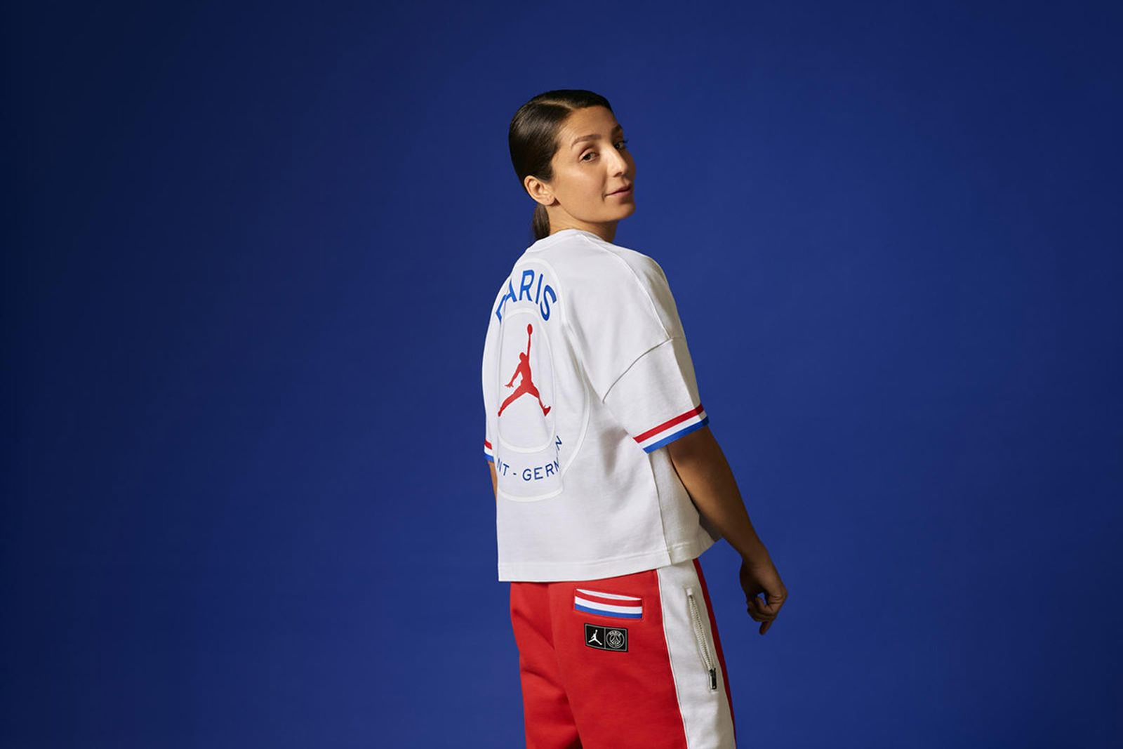 Jordan Brand Paris Saint-Germain Women's Collection