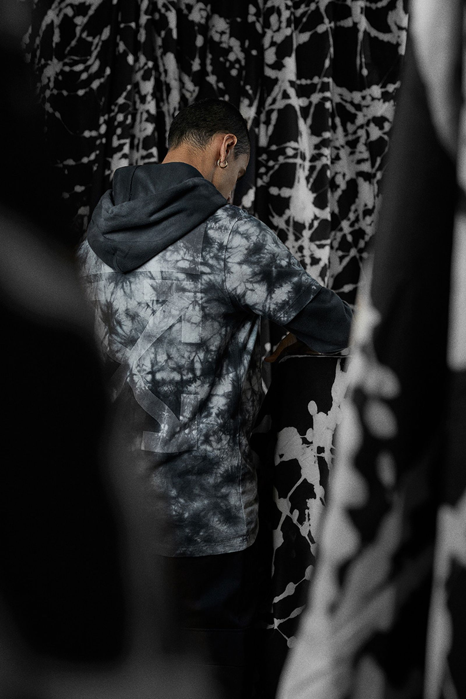 Off-White END hoodie T-shirt