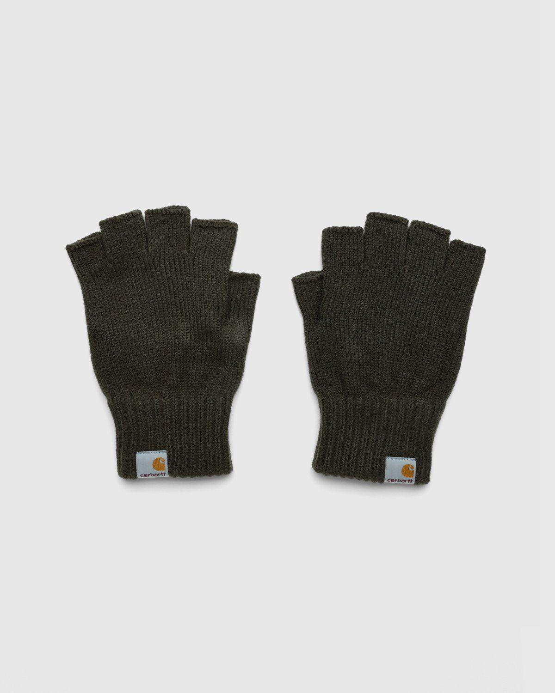 Carhartt WIP – Witten Gloves Khaki - Image 1