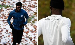 District Vision Debuts Technical Air-Wear Shirts for Runners