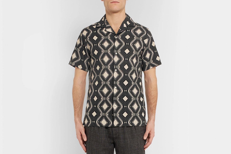 Dario Linen Shirt