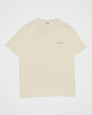 Highsnobiety Staples - T-Shirt Eggshell