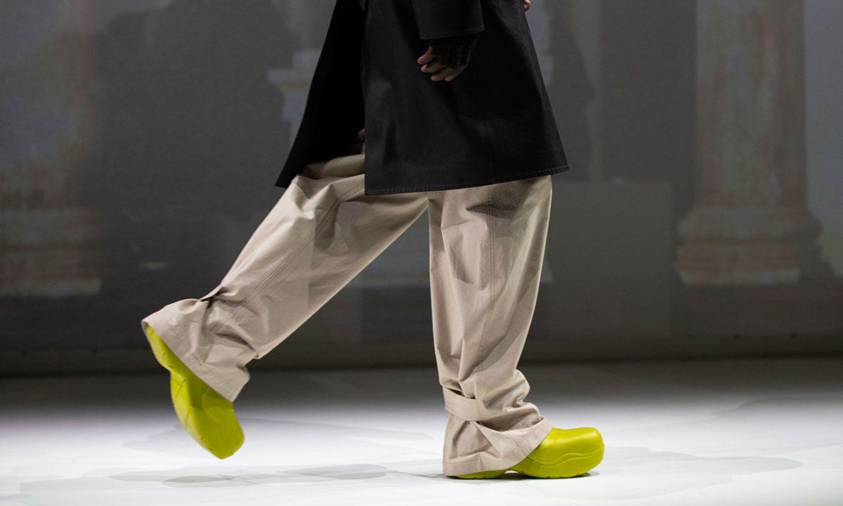 Bottega Veneta Just Introduced a 100% Biodegradable Boot